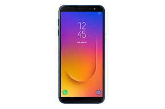 Samsung Galaxy J6 Dual SIM (64GB, Blue)