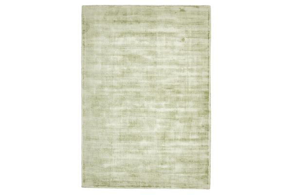 Luxe Modern Distressed Rug Green 280x190cm