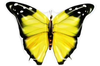 Inflatable Yellow Jumbo Butterfly