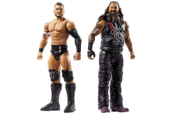 WWE Figure Series # 54 Finn Balor & Bray Wyatt Action Figures 2 Pack