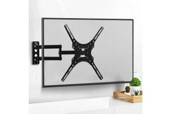 TV Wall Mount Monitor Bracket Swivel Tilt 24 32 37 40 42 47 50 Inch
