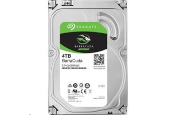 "Seagate BARRACUDA, 4TB 2.5"" 15mm Internal Hard Drive - SATA3 - 5400RPM - 128 MB Cache"