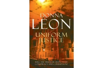 Uniform Justice - (Brunetti 12)