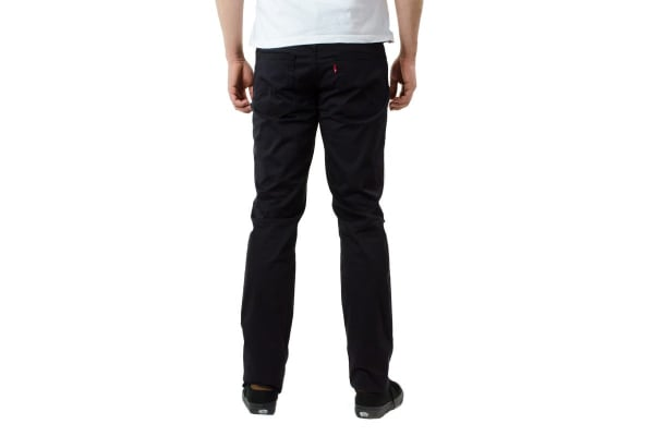 Levi's Men's 511 Skinny Fit Chino (Black, Size W40/L34)