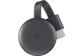 Google Chromecast 3 - Charcoal