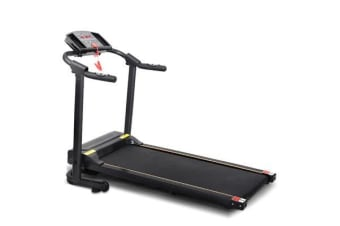 Everfit Compact Home Treadmill (Black)