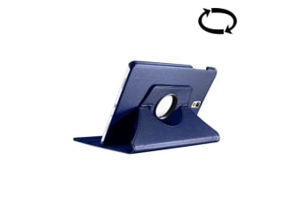 For Samsung Galaxy Tab S3 SM-T810 SM-T815 Case Leather Cover Dark Blue