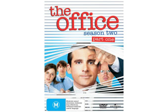 The Office Season 2 Part One DVD Region 4