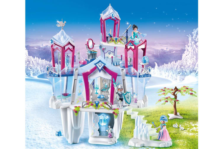 Playmobil Magic Crystal Palace Playset