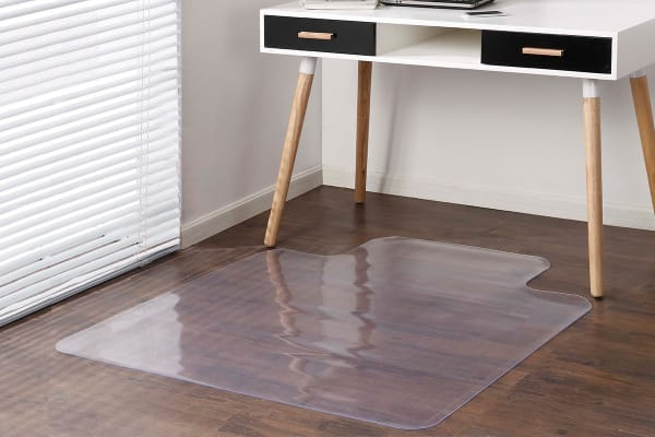 Ovela Chair Mat for Hard Floors (135 x 114cm)