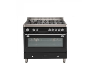 Euro Appliances Freestanding Oven 90cm Anthracite Royal Chiantishire ECSH900AN