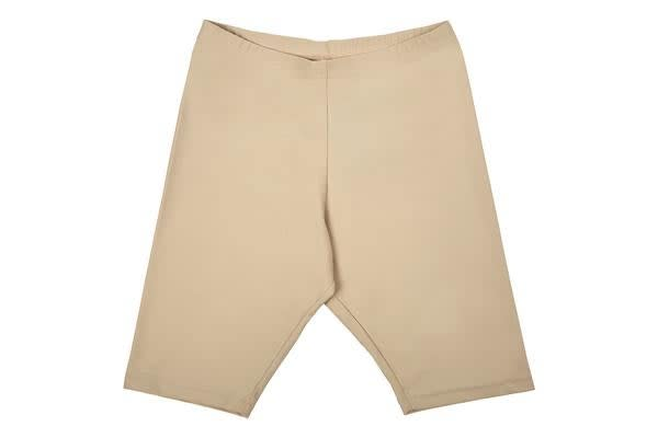 Champion Kids Nylon Bike Short (Skintone, Size 6C)