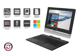 Refurbished Kogan Atlas 2-in-1 Pro Touchscreen Notebook