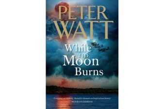 While the Moon Burns - The Frontier Series 11