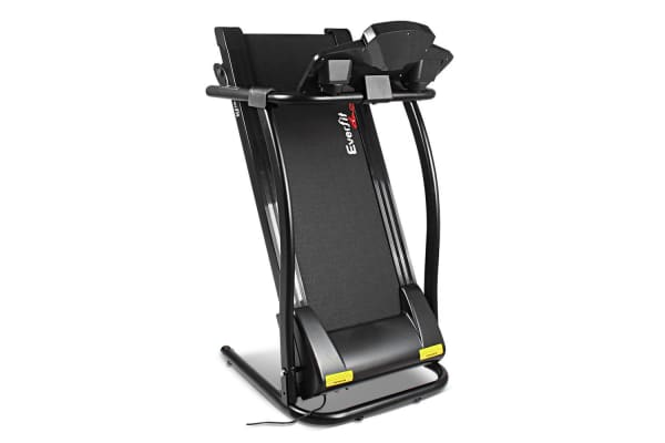 Everfit Electric Treadmill with 16 Training Programs
