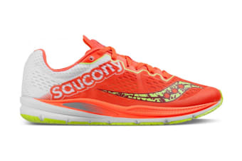 Saucony Women's Fastswitch Running Shoe (Coral/Citron)