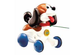 Tomy Sit & Walk Puppy/Dog Musical/Sounds Toy Baby/Kids/Toddler 10m+ Game/Play