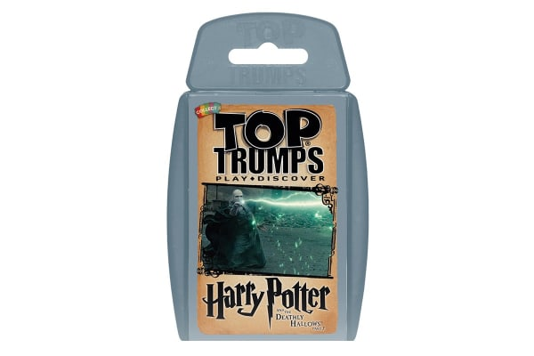Top Trumps Harry Potter & the Deathly Hallows Part 2