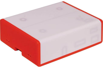 White Case To Suit FlickHAT For Raspberry Pi
