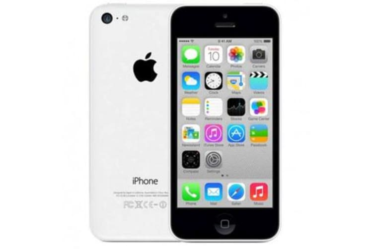 Used as Demo Apple iPhone 5c 16GB LTE 4G White (100% Genuine + 6 MONTHS AU WARRANTY)