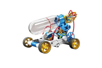 Air Powered Bottle Car Kit