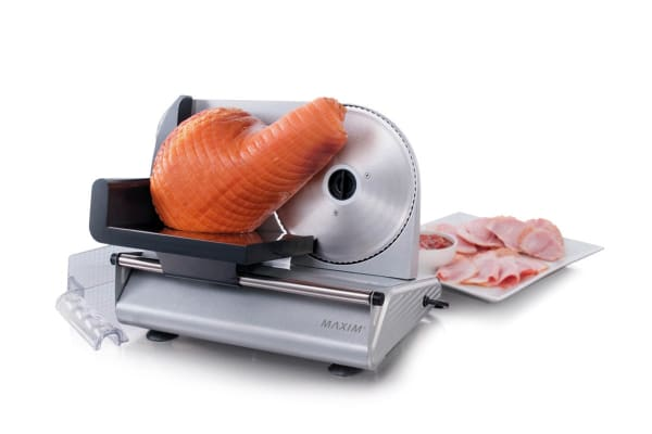 Maxim 200W Electric Deli Style Food Slicer (MS200)