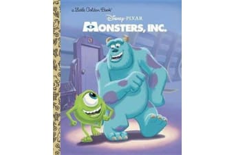 Monsters, Inc. Little Golden Book (Disney/Pixar Monsters, Inc.)