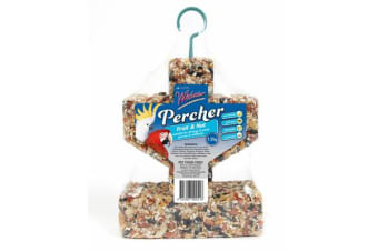 Whistler Percher Fruit Nut Treat 1.2kg