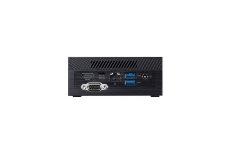 "ASUS Mini PC PN61 i7-8565u; 1x M.2+ 1x2.5"" HDD; DP1.2 + HDMI2.0+TYPE C(DP1.2)"