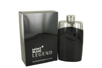 Mont Blanc Montblanc Legend Eau De Toilette Spray 200ml/6.7oz