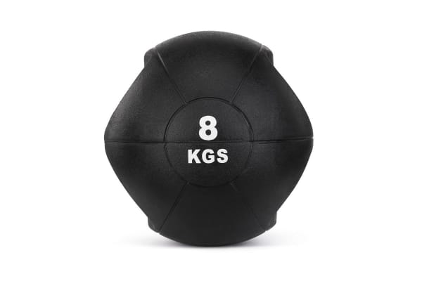 Fortis 8KG Medicine Ball with Handles