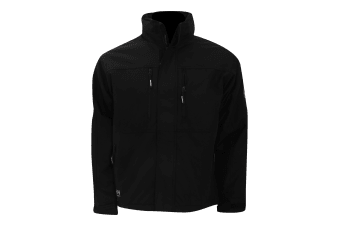 Helly Hansen Berg Jacket / Mens Workwear (Black)