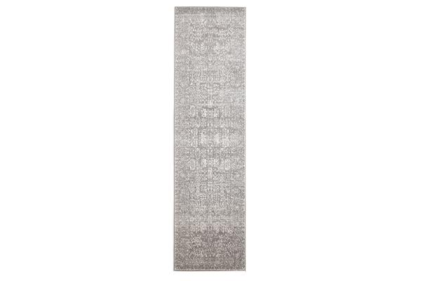 Homage Grey Transitional Rug 500x80cm