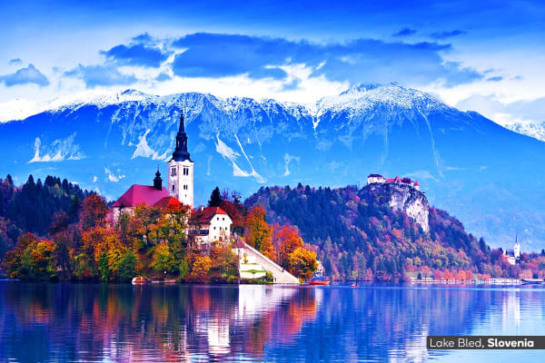 EUROPE: 15 Day Eastern Europe & The Balkans Tour Including Flights for Two