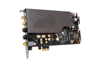 ASUS ESSENCE STX II Essence STX II PCIe Sound Card and Headphone Amplifier