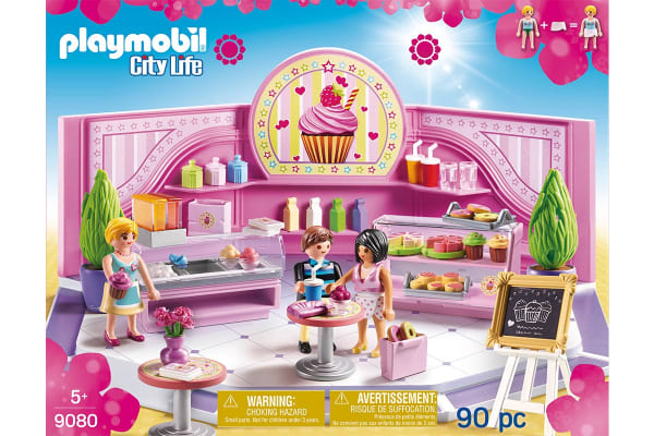 Playmobil City Life  Cupcake Shop