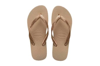 Havaianas Color Mix Thongs (Sand Grey/Light Golden)