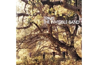 Travis – The Invisible Band PRE-OWNED CD: DISC EXCELLENT