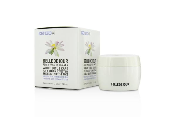 Kenzo Kenzoki Belle De Jour Face White Lotus Care (50ml/1.7oz)