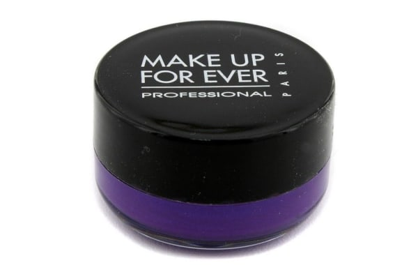 Make Up For Ever Aqua Cream Waterproof Cream Color For Eyes - #19 (Purple) (6g/0.21oz)