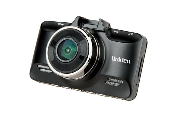 Uniden Full HD+ Compact Black Box Dash Cam Vehicle Recorder