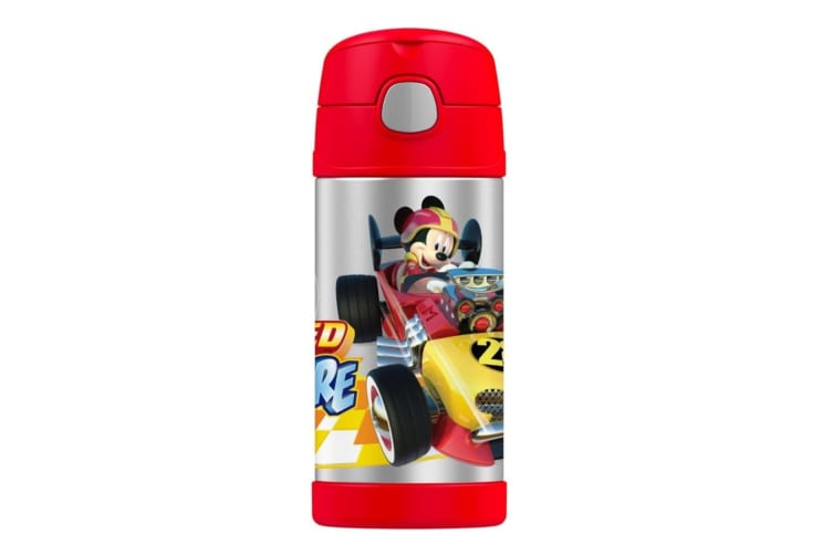 Thermos Funtainer Stainless Steel 355ml Drink Bottle - Mickey Mouse