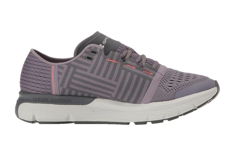 save off 12270 fea05 Under Armour Women's Speedform Gemini 3 Running Shoe (Flint/Rhino Gray,  Size 9)