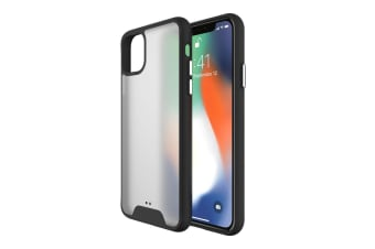 For iPhone 11 Pro Max Case  Shockproof Clear Strong Protective Cover Transparent