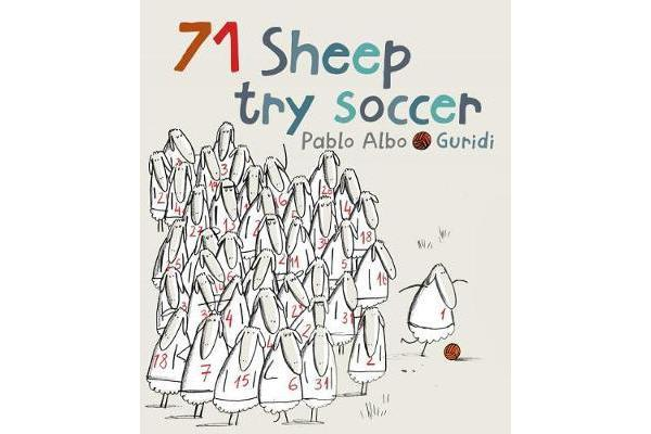 71 Sheep Try Soccer