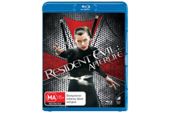 Resident Evil Afterlife Blu-ray Region B