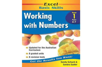 Excel Working with Numbers: Year 1 - Working with Numbers Skillbuilder : Year 1