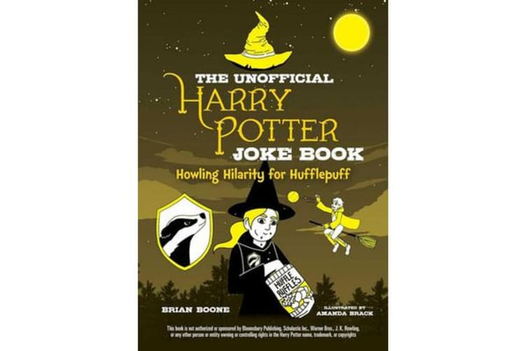 The Unofficial Harry Potter Joke Book - Howling Hilarity for Hufflepuff