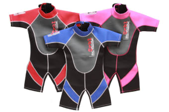"24"" Chest Childs Shortie Wetsuit"