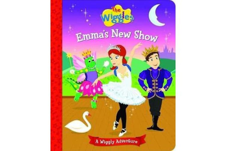 The Wiggles: Emma's New Show - A Wiggly Adventure